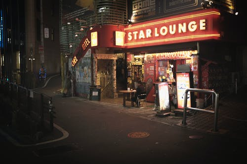 Free stock photo of art deco, bar, drink, japan