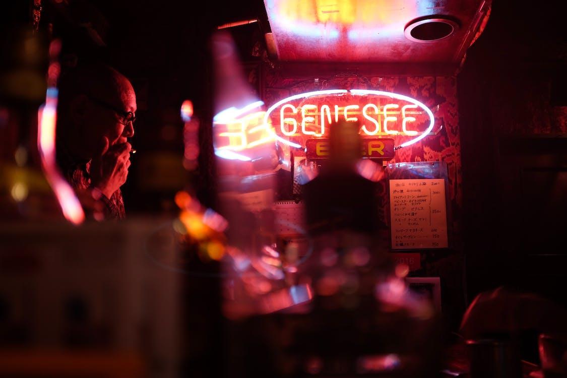 Gratis lagerfoto af alkohol, bar, drink