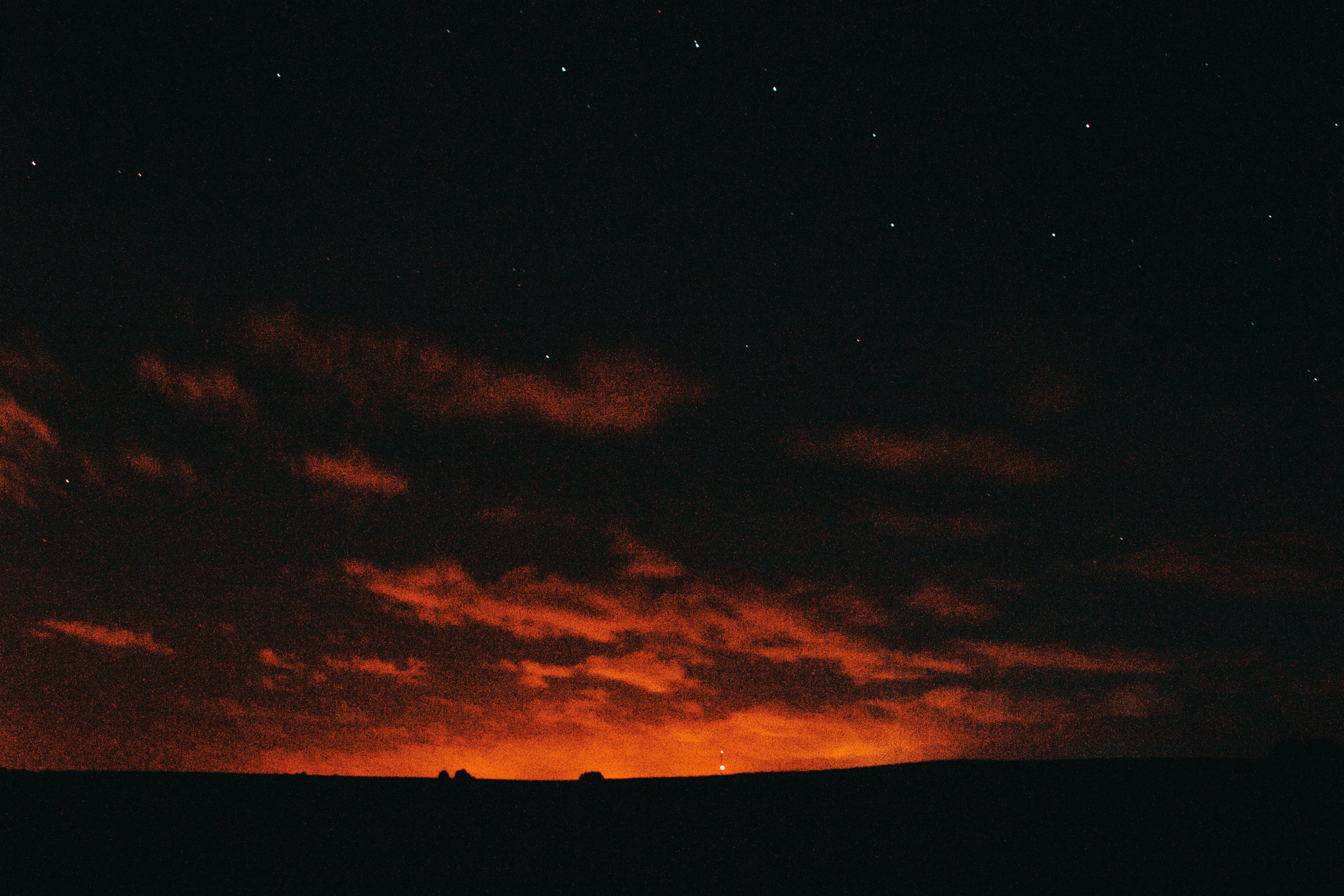 Free stock photo of stars, aurora, aerospace, Kaliningrad