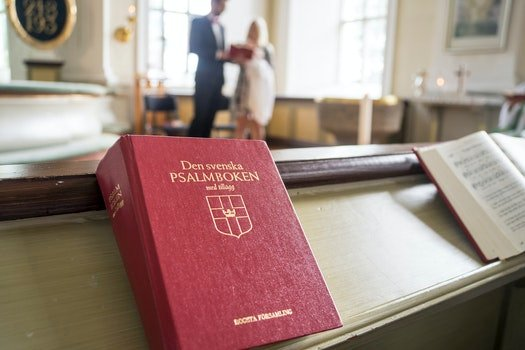 Free stock photo of church, religion, book, christianity