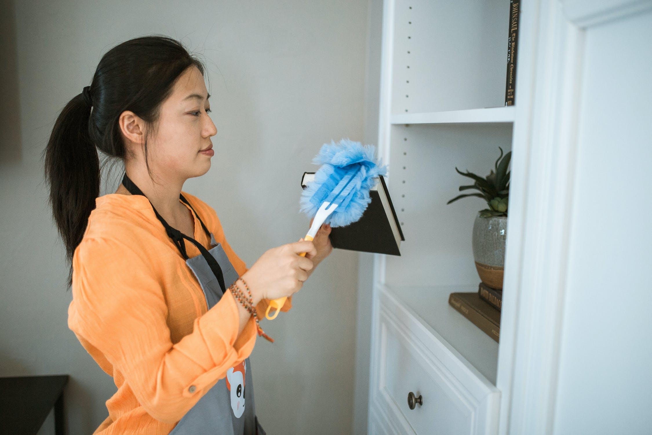 gestão doméstica