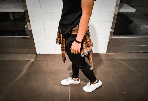 Free stock photo of checkered, citystyle, clothes, editorial fashion