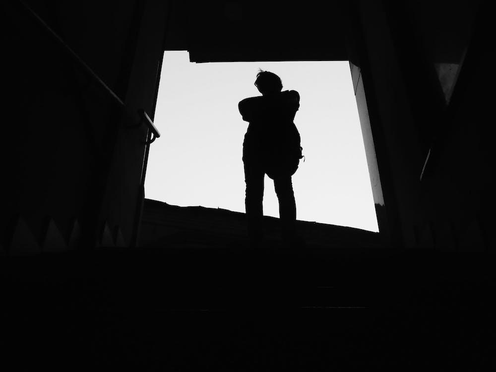Free stock photo of black and white, черно-белое
