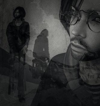 Free stock photo of man, black and white
