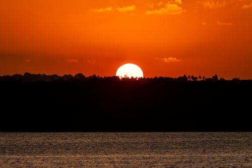 Photos gratuites de aube, brésil, coucher de soleil, coucher du soleil