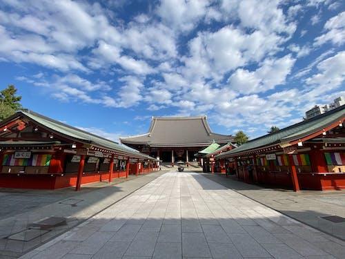 Immagine gratuita di antico, Architettura asiatica, attrazione turistica