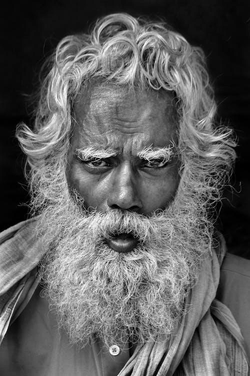 Бесплатное стоковое фото с Борода, бородатый мужчина, Взрослый