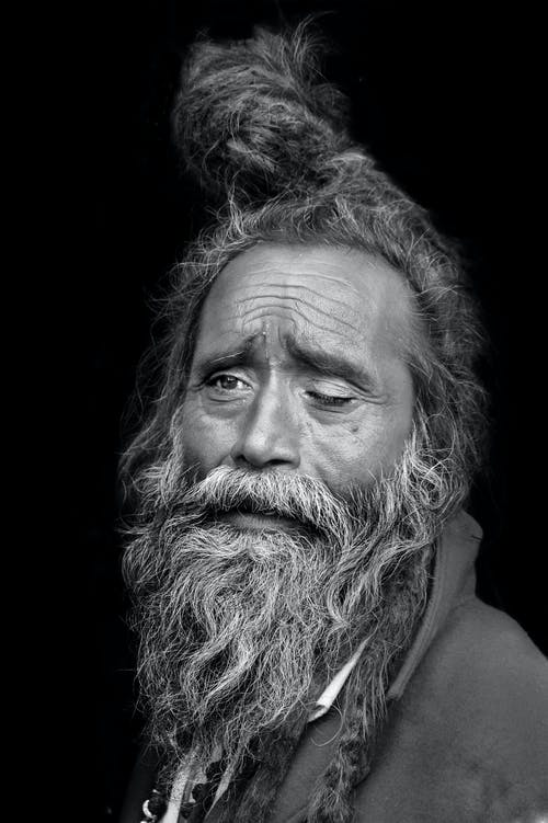 Бесплатное стоковое фото с Борода, Бородатый, бородатый мужчина