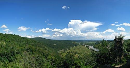 Free stock photo of blue sky, landscape, panorama