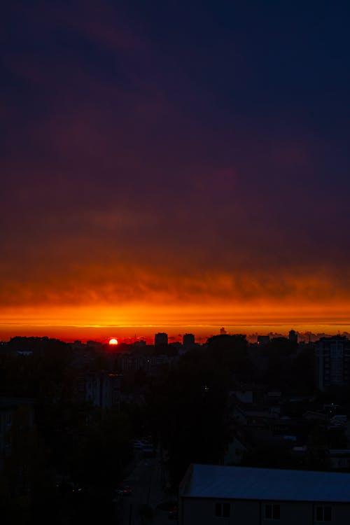 Fotos de stock gratuitas de afuera, aire libre, anochecer