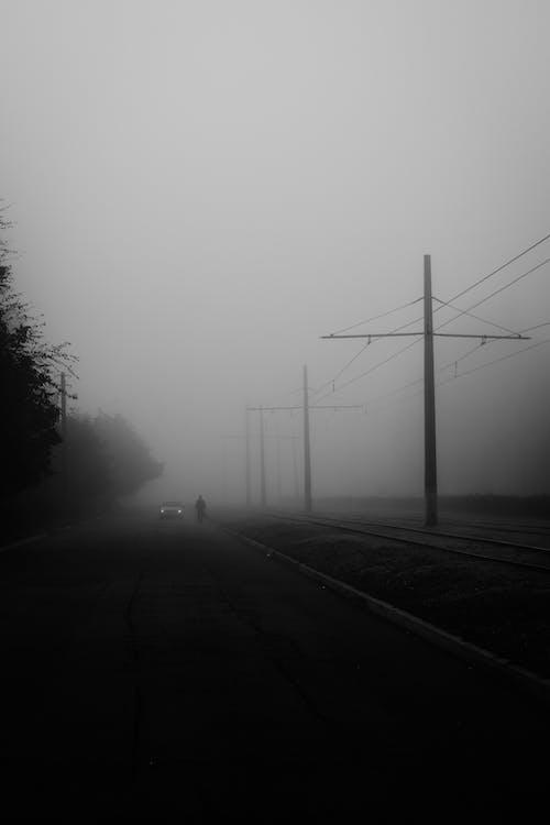 Gratis stockfoto met auto, dageraad, donker, dor leven