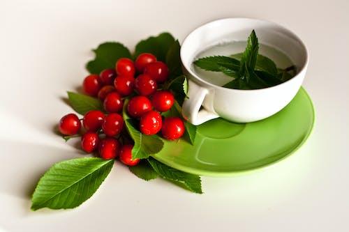 Ingyenes stockfotó csésze, menta, tea témában