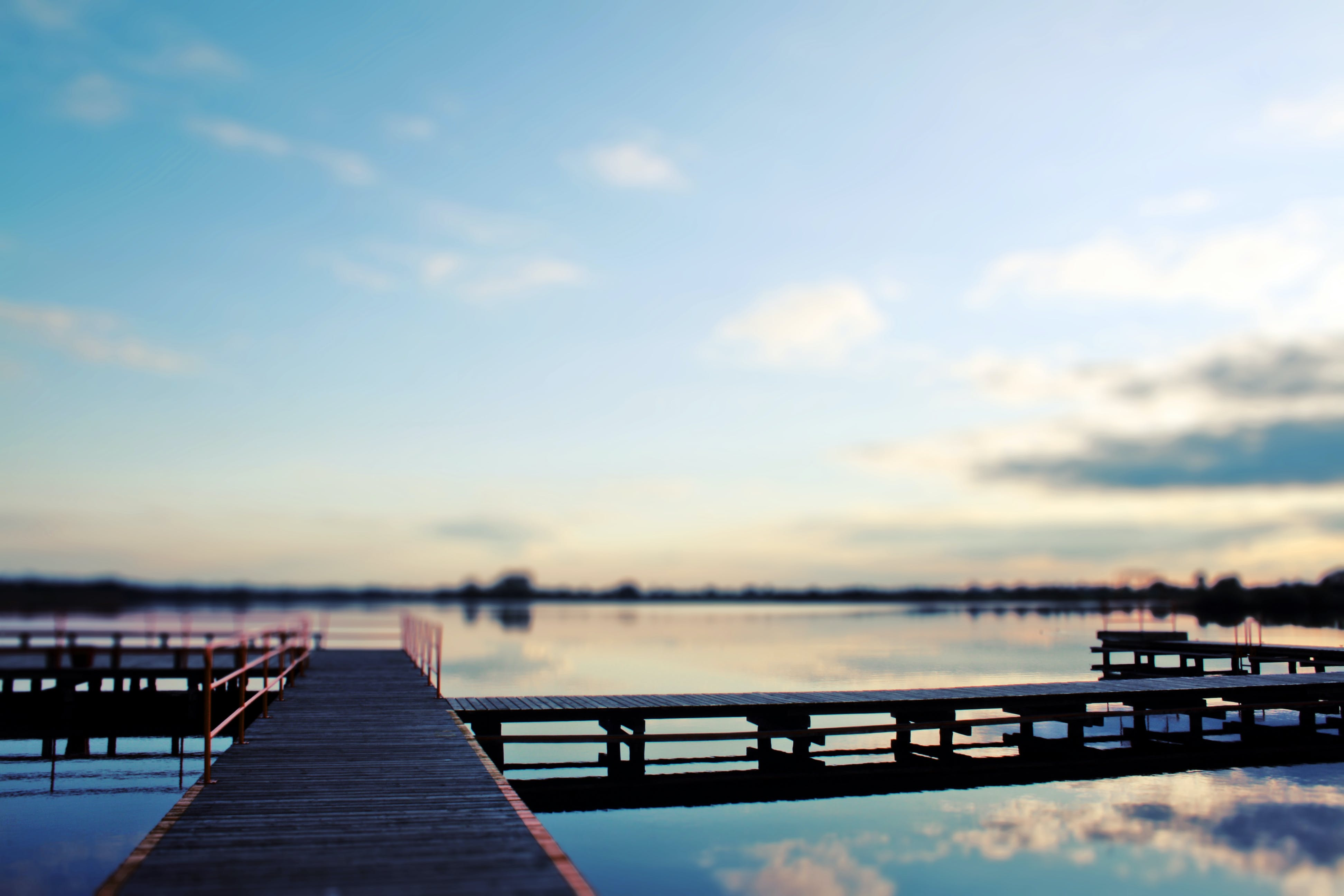 Bridge lake