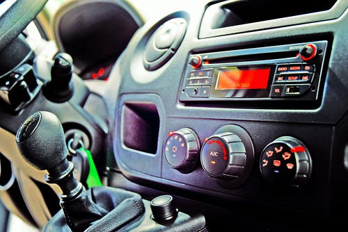 Free stock photo of car, climate, gear shift