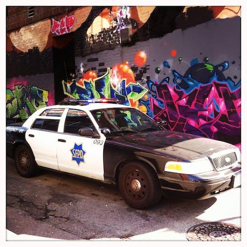 Бесплатное стоковое фото с полиция