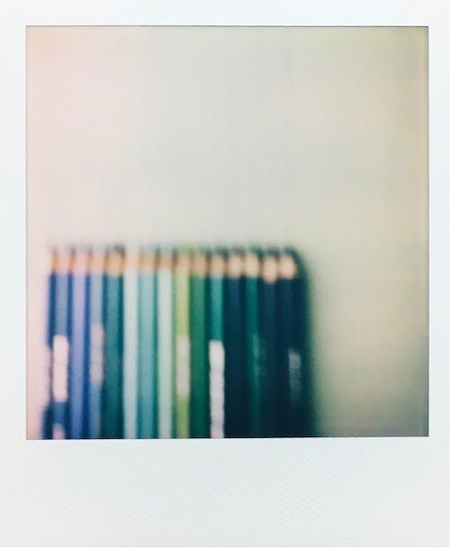 Ảnh lưu trữ miễn phí về ảnh tức thì, bút chì, bút sáp màu, cầu vồng