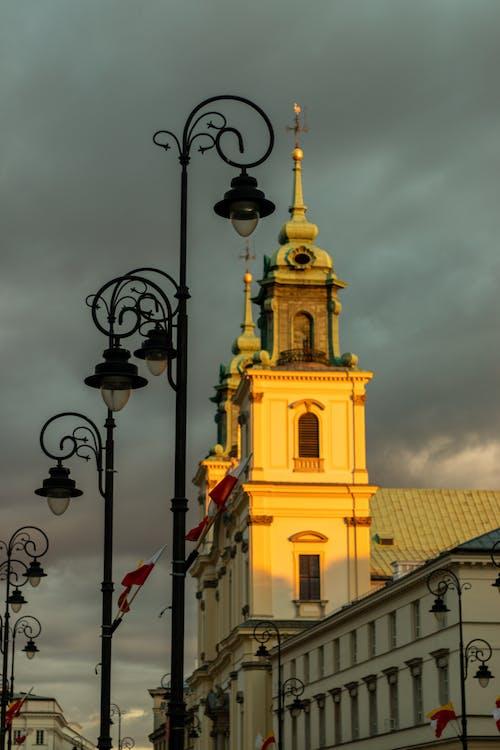 Ảnh lưu trữ miễn phí về ánh sáng mặt trời, Ba Lan, bầu trời