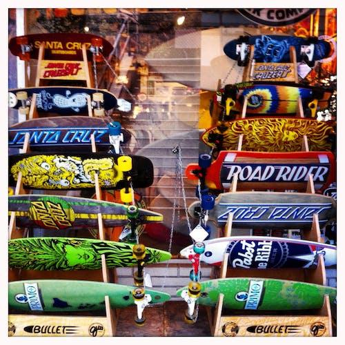 Бесплатное стоковое фото с скейтборд
