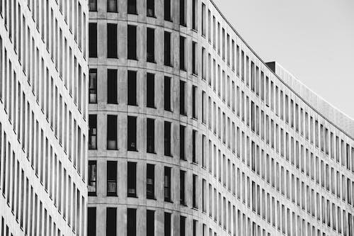 Foto stok gratis Apartemen, Arsitektur, atap, balok