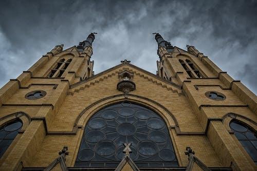 Free stock photo of saint andrews catholic church
