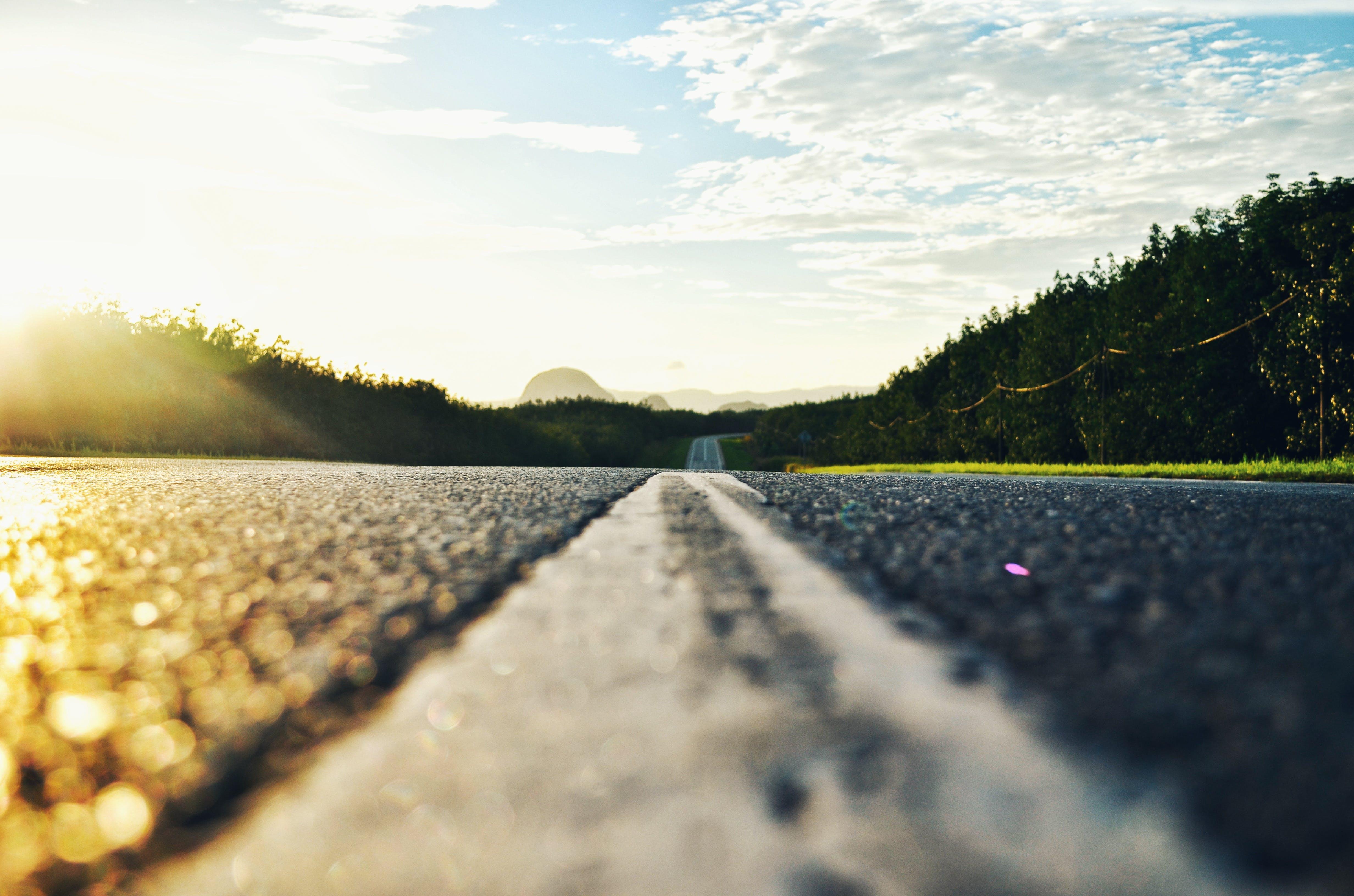 asphalt, cloud, color