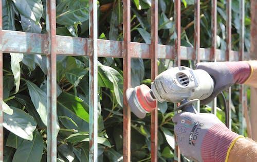 Free stock photo of brush, power tool, work