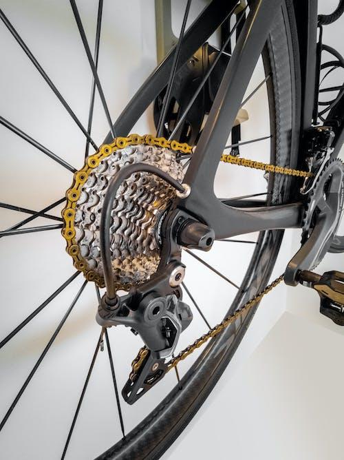Kostenloses Stock Foto zu ausrüstung, bicicleta, bikicletas