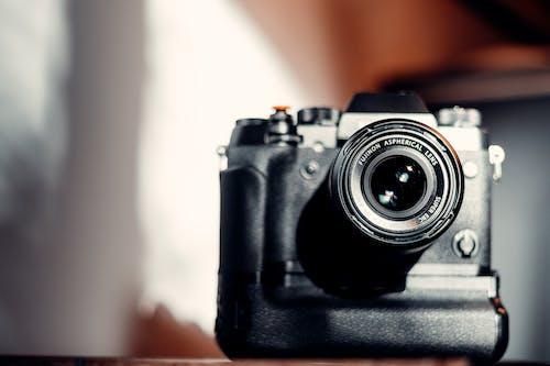 Foto d'estoc gratuïta de afició, art, artefacte, càmera fotogràfica