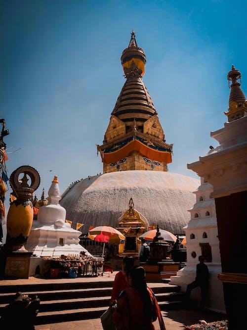 Free stock photo of heritage, nepal, religious