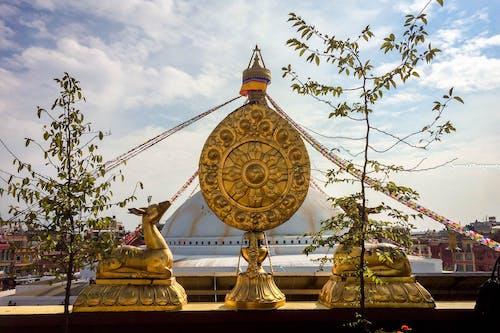 Free stock photo of architecture, boudhanath temple, buddhism