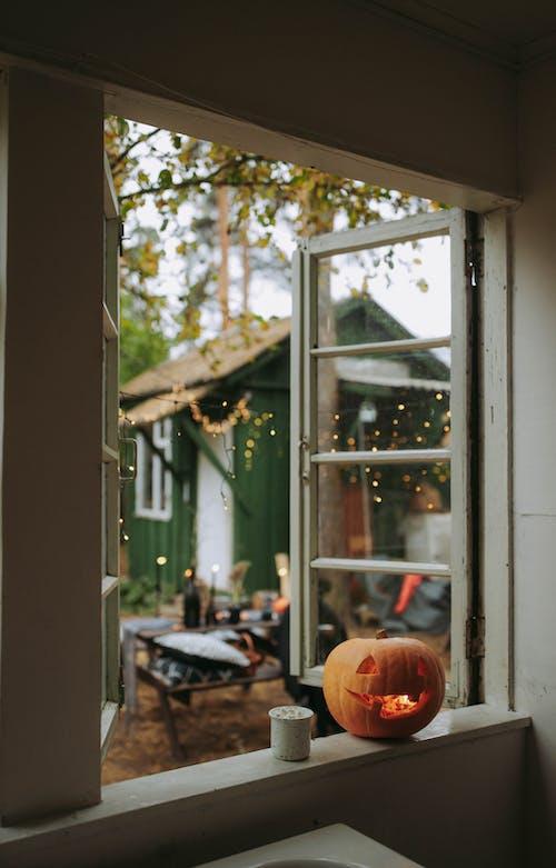 Photos gratuites de à l'intérieur, apeuré, architecture, atmosfera de outono