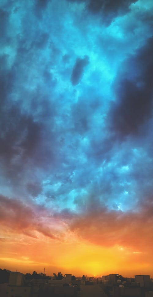 Free stock photo of amazing sky, beautiful sky, black sky