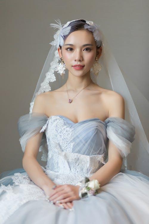 คลังภาพถ่ายฟรี ของ การถ่ายภาพ, การแต่งงาน, ของเจ้าสาว