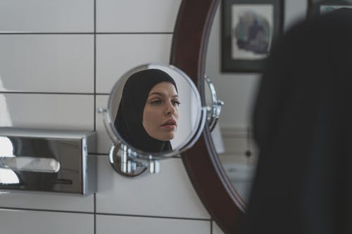 Foto stok gratis bagus, cantik, cermin