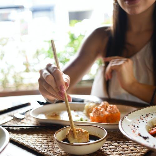 Δωρεάν στοκ φωτογραφιών με blog τροφίμων, foodphotography, Άνθρωποι, ασιατικά κορίτσια