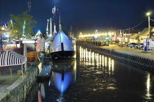 Foto stok gratis expo lama, kapal, laut
