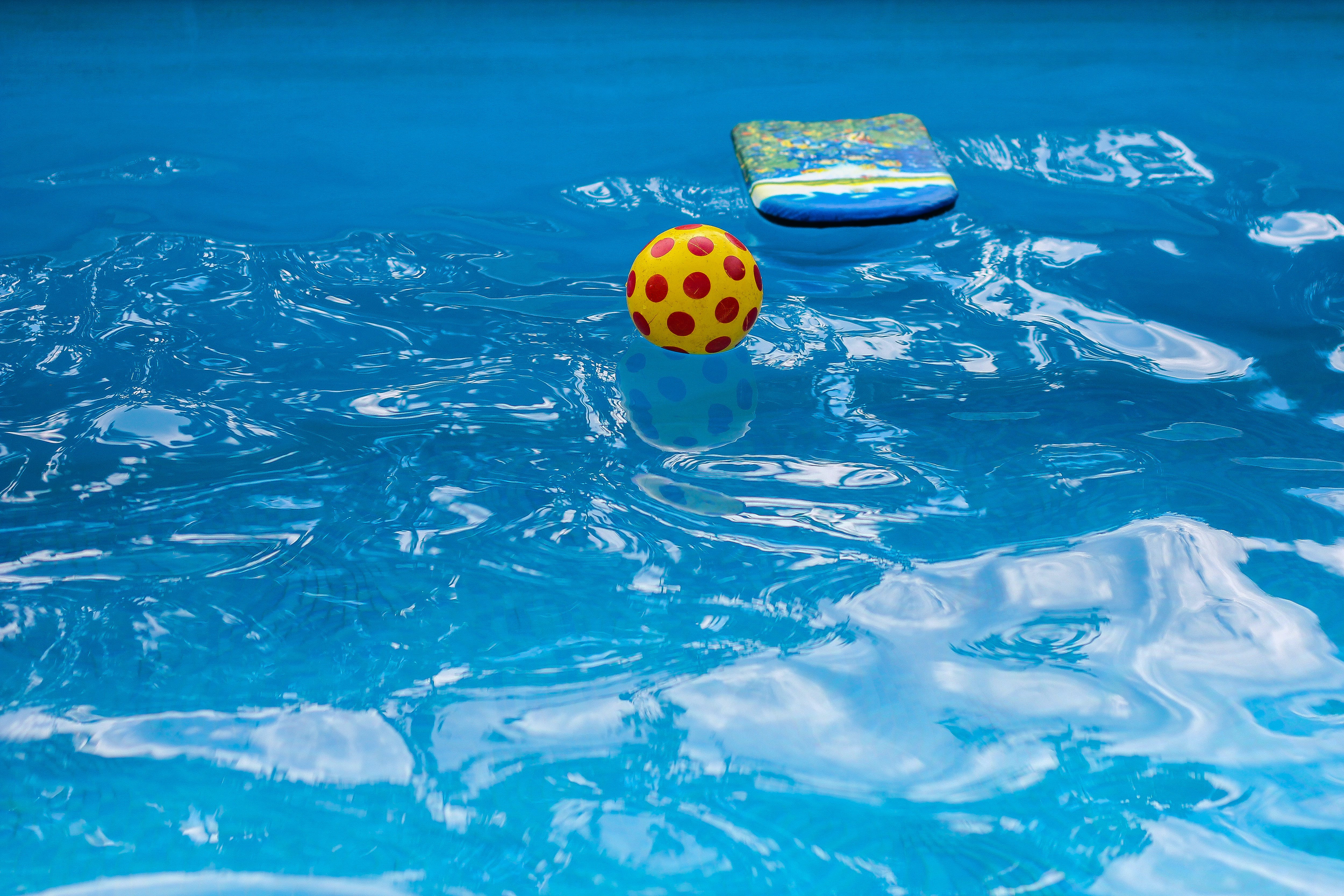 Free stock photo of ball, pool, summer, summer moment