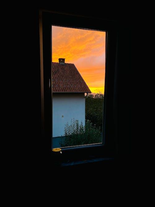 Fotos de stock gratuitas de hora dorada, puesta de sol, sol, sol abajo