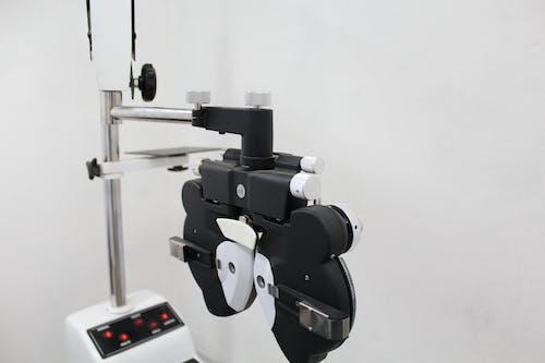 Black and White Scientific Instrument