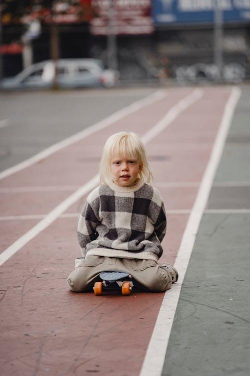 休息, 兒童, 全身, 印记 的 免费素材图片