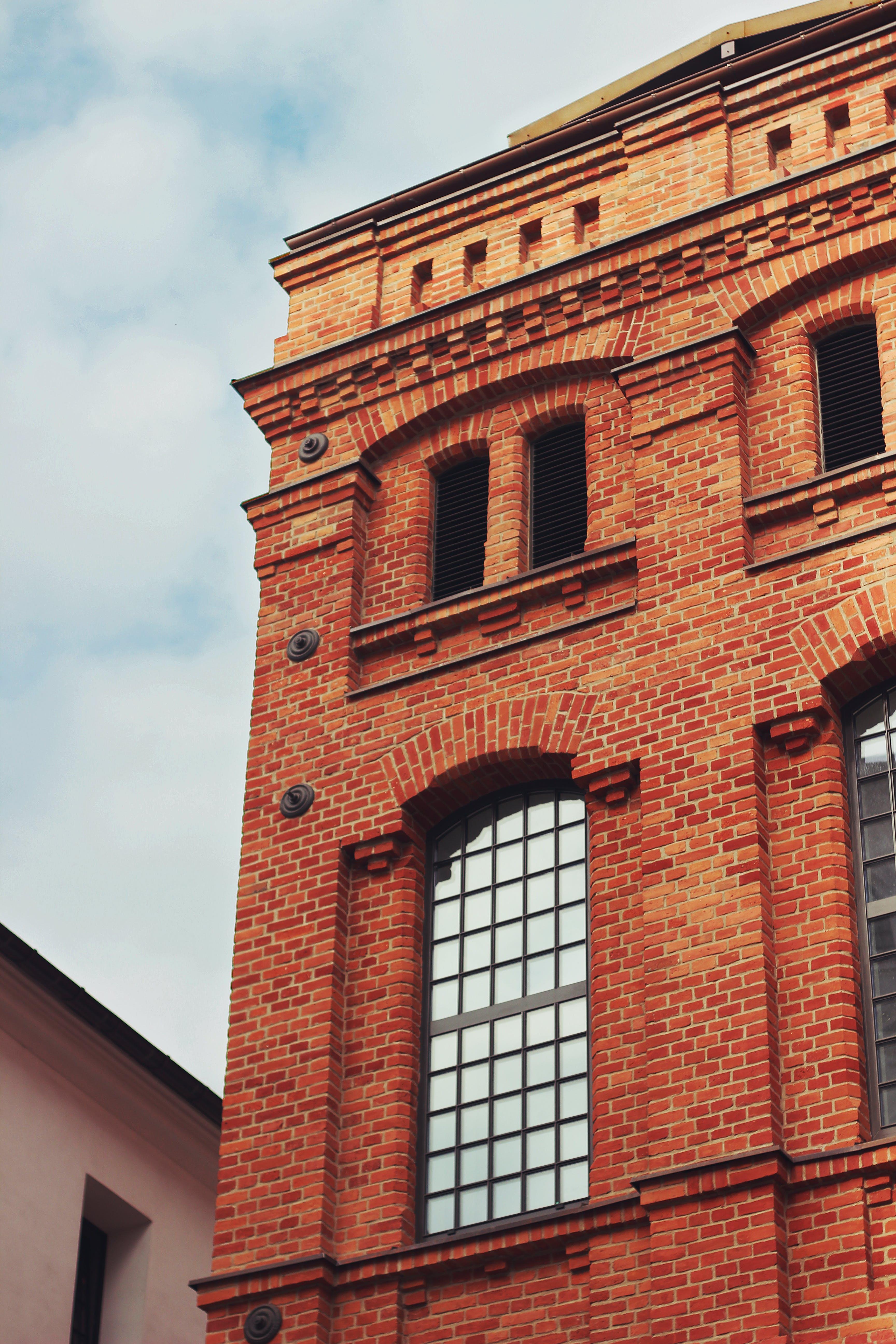 Kostenloses Stock Foto zu alt, architektur, außen, backstein