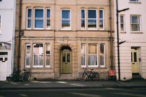 Immagine gratuita di appartamento, architettura, bicicletta, casa