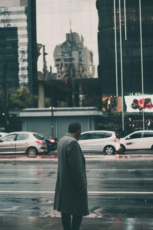 Základová fotografie zdarma na téma asfalt, auta, budovy, centrum města