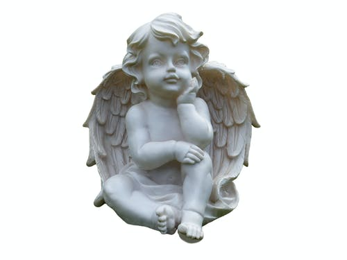 Free stock photo of angel, angelic, cemetery, Cherub