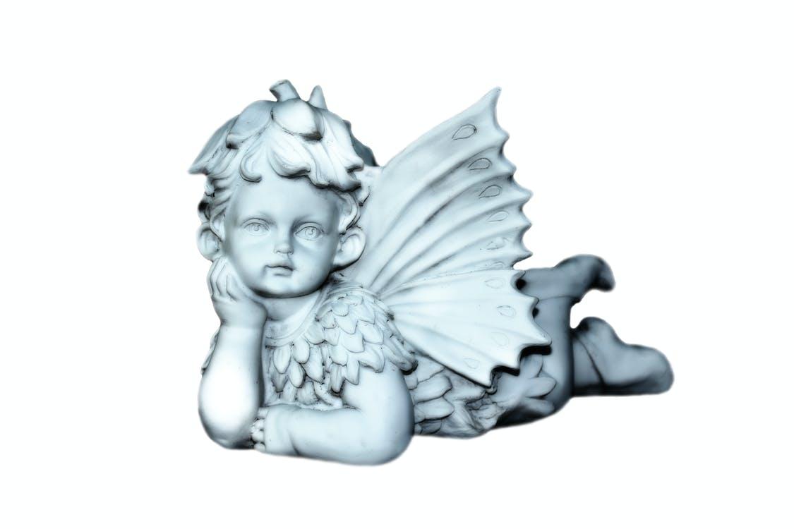 Free stock photo of angel, angelic, cemetery