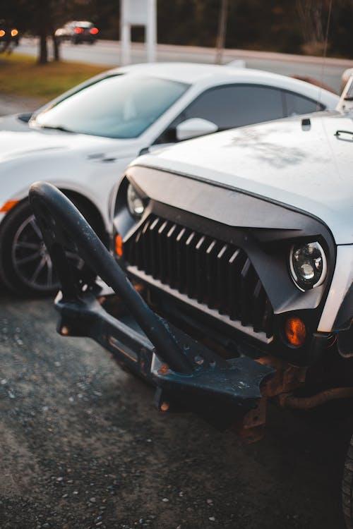 Gratis stockfoto met apparaat, asfalt, auto, autobumper