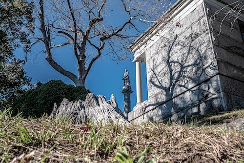 Free stock photo of cemetery, mausoleum