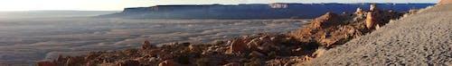 Foto stok gratis batu, batu merah, bayangan