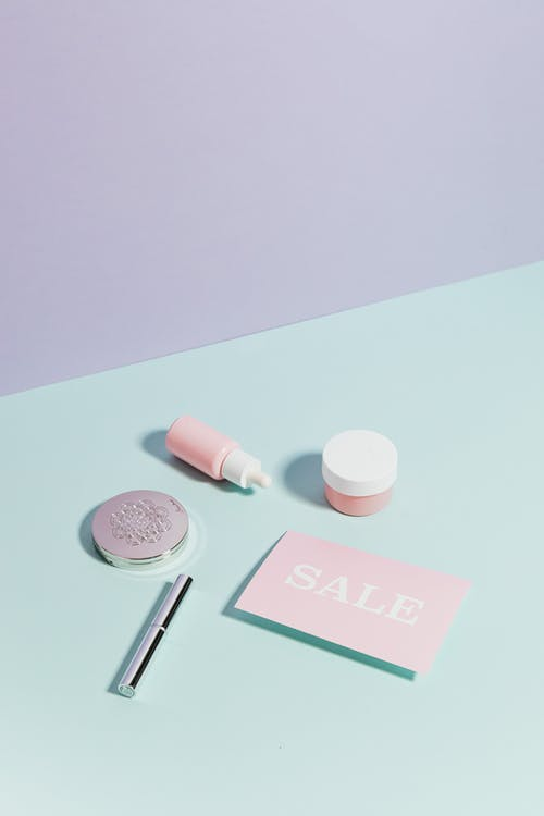 Beauty And Healthcare Products On Sale