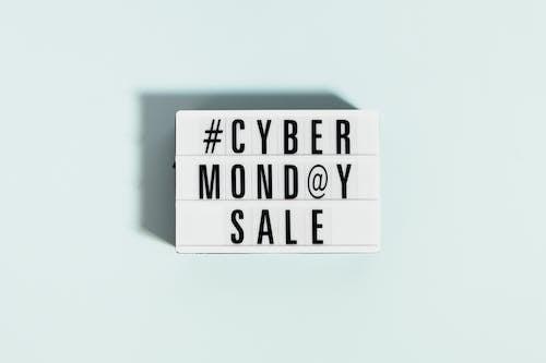 Kostenloses Stock Foto zu cyber montag, einkaufen, online einkaufen